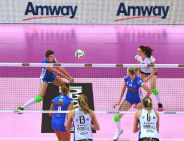 amway-official-partner-italian-volleyball-league
